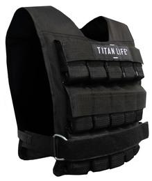 Titan Life træningsudstyr Vægtvest 1-30 kg