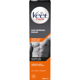 Veet For Men Creme Normal 200 ml