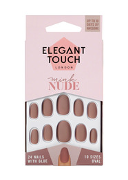 Eylure ET Nude Nails Mink Nude (Neutral)