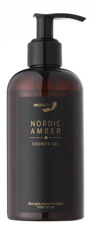 Nordic Amber Shower Gel 250 ml
