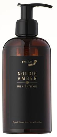 Nordic Amber Milk Bath Oil  250 ml