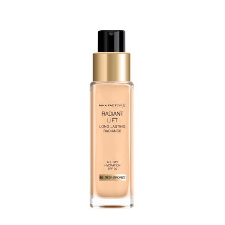 Max Factor Radiant Lift Foundation 080 Deep Bronze