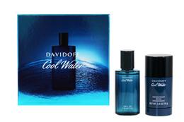 Davidoff Cool Water Man Gaveæske 40 ml + 75 ml