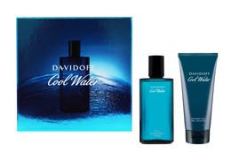 Davidoff Cool Water Man Gaveæske 75 ml + 150 ml