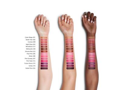 Shiseido Visionairy Gel Lipstick 211 Rose Muse