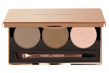 Nude by Nature Definition Brow Palette 01 Blonde