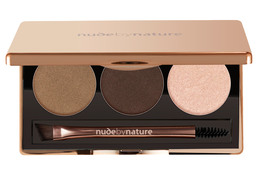 Nude by Nature Definition Brow Palette 02 Brown