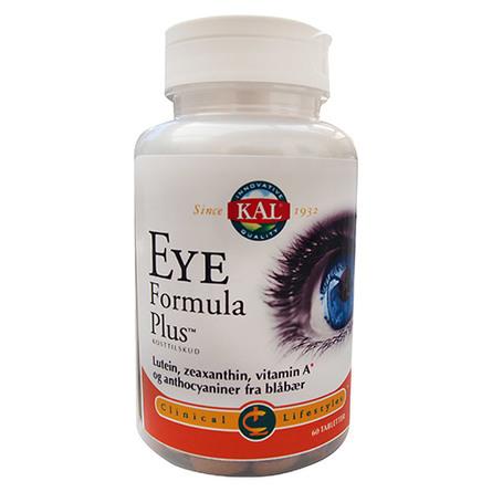 KAL Eye Formula Plus 60 tabl. 60 tabl.