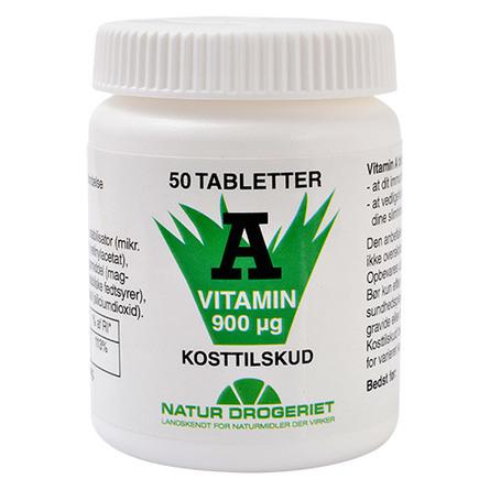 A-vitamin 3000 i.e. 50 tab