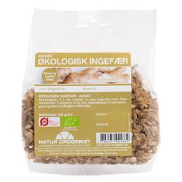 Natur Drogeriet Ingefær knust Øko 100 g