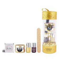 Le mini macaron Manicure Gold Kit Limited Edition
