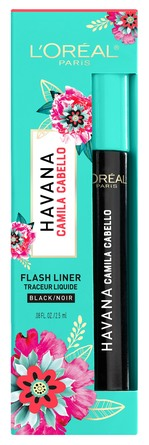 L'Oréal Paris Havana Camila Cabello Flash Eyeliner 01 Black