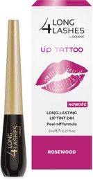 LONG4LASHES Lip Tattoo Long Lasting 24H Rosewood