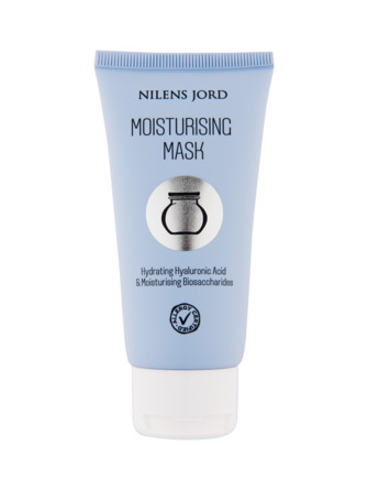 Nilens Jord Moisturising Mask 30 ml