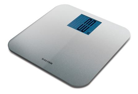 Salter Digital Vægt med DMI Måling Max 250 kg 9085 WH3R