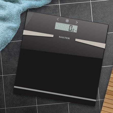 Salter Kropsanalysevægt Max 180 kg 9121 BK3R