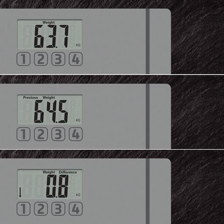 Salter Digital Vægt Max 180 kg 9201 SV3R