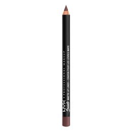 NYX PROFESSIONAL MAKEUP Suede Matte Lip Liner Toulouse