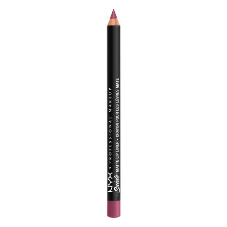 NYX PROFESSIONAL MAKEUP Suede Matte Lip Liner Montreal