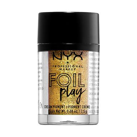 NYX PROFESSIONAL MAKEUP Foil Play Cream Pigment Pop Quiz