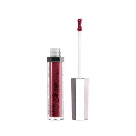 NYX PROFESSIONAL MAKEUP Slip Tease Lip Lacquer Rosy Outlook