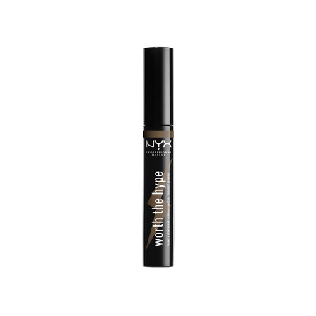 NYX PROFESSIONAL MAKEUP Worth The Hype Color Mascara Brown