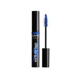 NYX PROFESSIONAL MAKEUP Worth The Hype Color Mascara Blue