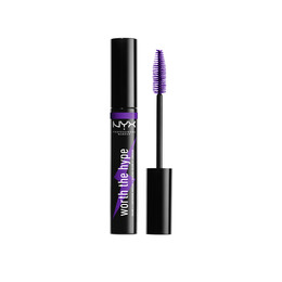 NYX PROFESSIONAL MAKEUP Worth The Hype Color Mascara Purple