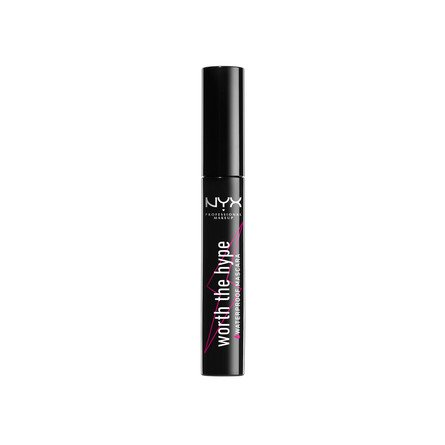 NYX PROFESSIONAL MAKEUP Worth The Hype Waterproof Mascara