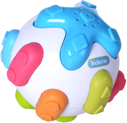 Kidsme Soft Grip Listen and Learn Ball