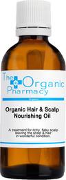 The Organic Pharmacy Organic Hair & Scalp Nourishing Oil 100 ml