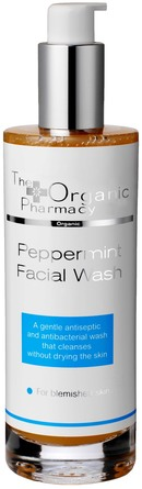 The Organic Pharmacy Peppermint Facial Wash 100 ml