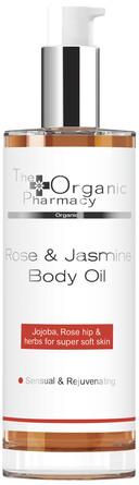 The Organic Pharmacy Rose & Jasmine Body Oil 100 ml