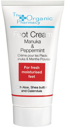 The Organic Pharmacy Manuka & Peppermint Foot Cream 50 ml