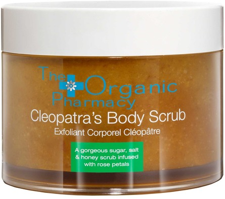 The Organic Pharmacy Cleopatra's Body Scrub 400 ml
