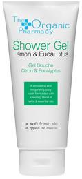 The Organic Pharmacy Lemon & Eucalyptus Shower Gel 200 ml