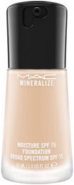 MAC Mineralize Moisture SPF15 Found. NC15 30ml NC 15
