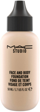 MAC Studio Face and Body Foundation C1