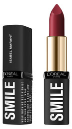 L'Oréal Isabel Marant CR Matte Læbestift 01 Dark Plum