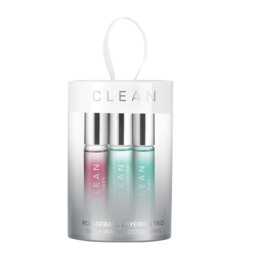 Clean Rollerball Eau de Parfum Trio Set 3 x 5 ml