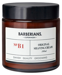 Barberians cph, Shaving Cream 100 ml.