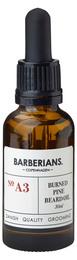 Barberians cph Burned Pine Beard Oil 30 ml.