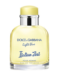 Dolce & Gabbana Light Blue Pour Homme Italian Zest Edt 75 Ml