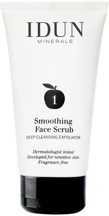 IDUN Minerals Smoothing Face Scrub 75 ml