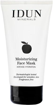 IDUN Minerals Moisturizing Face Mask 75 ml