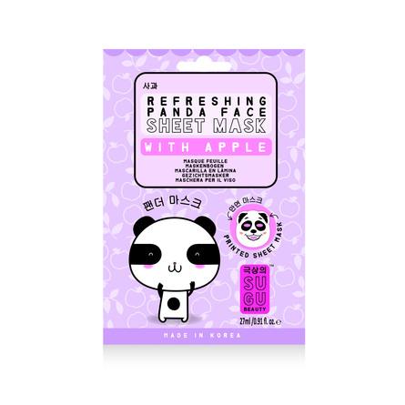 Sugu Printed Panda Sheet Mask 20ml