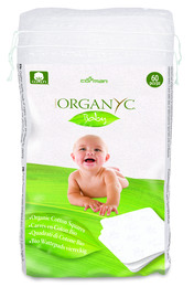 Organyc Baby Engangsvaskeklude 12 12 stk.