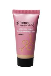 Benecos Light Fluid Foundation Sahara