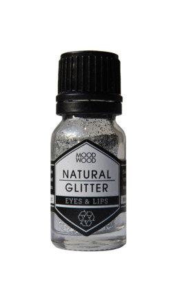 Benecos Mood Wood Natural Glitter Silver