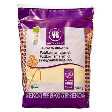 Majsmel fuldkorn Ø 500 g